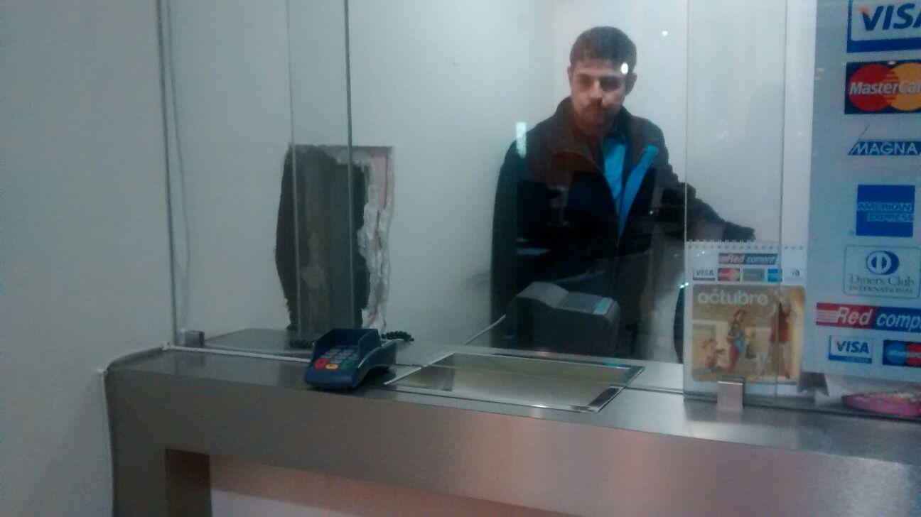 Extraño robo a empresa telefónica en Talca