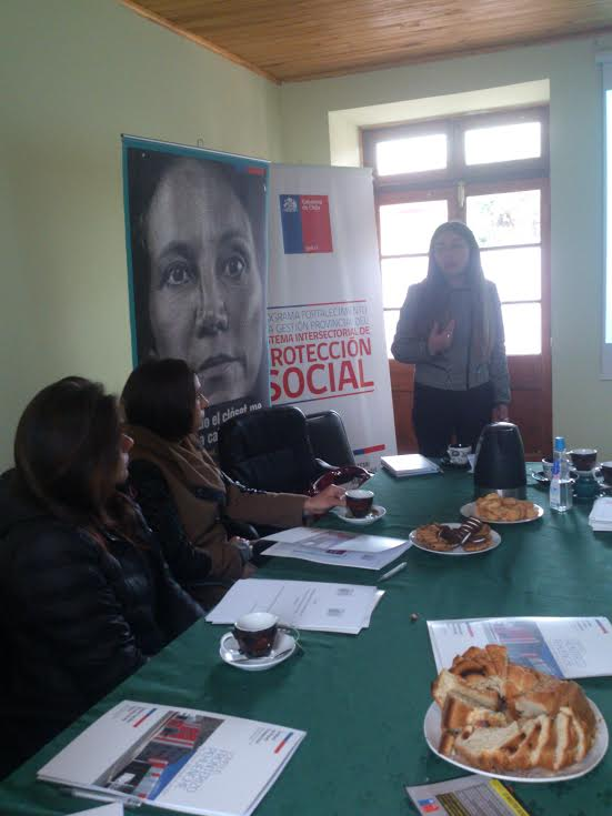 Identificar violencia hacia las mujeres buscó capacitación en Pelarco