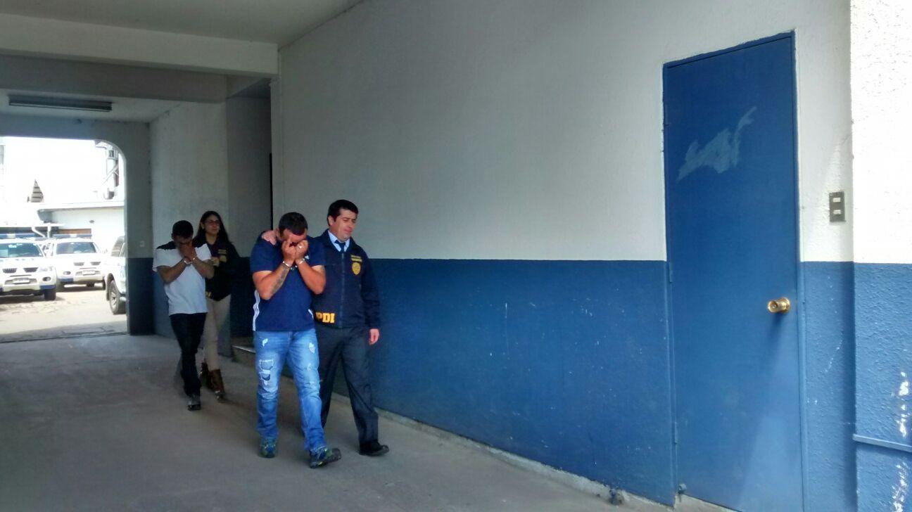 A la cárcel dos hermanos detenidos por homicidio frustrado en Talca