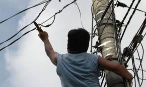 Nuevo robo de cables en Línea Itahue-Parral dejó sin energía en la madrugada a zonas de la Región del Maule