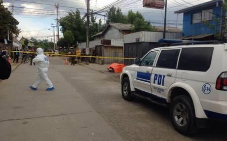 Balacera termina con doble homicidio en Linares