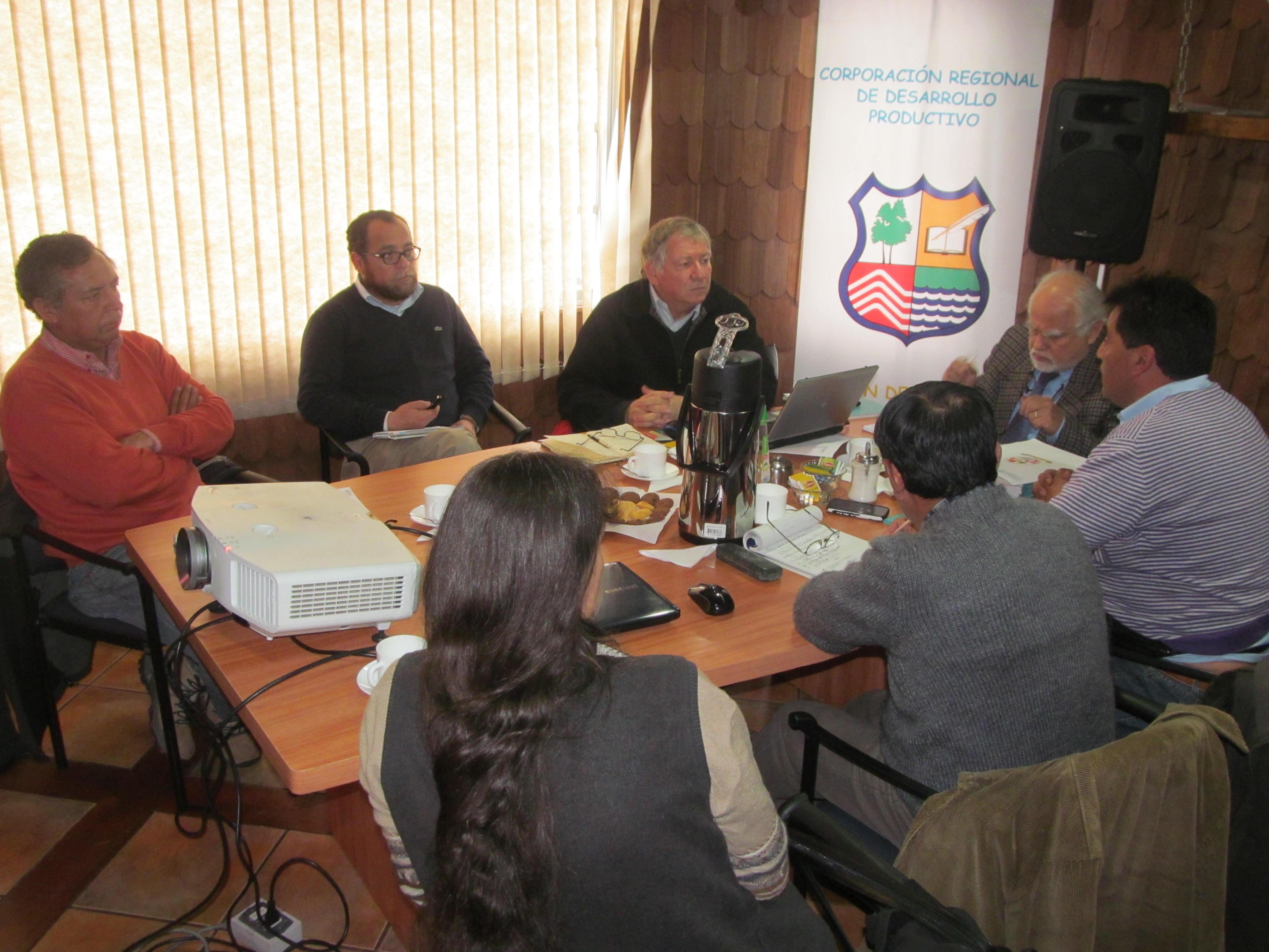 Ambicioso plan maestro impulsa la Corporación Regional de Desarrollo Productivo
