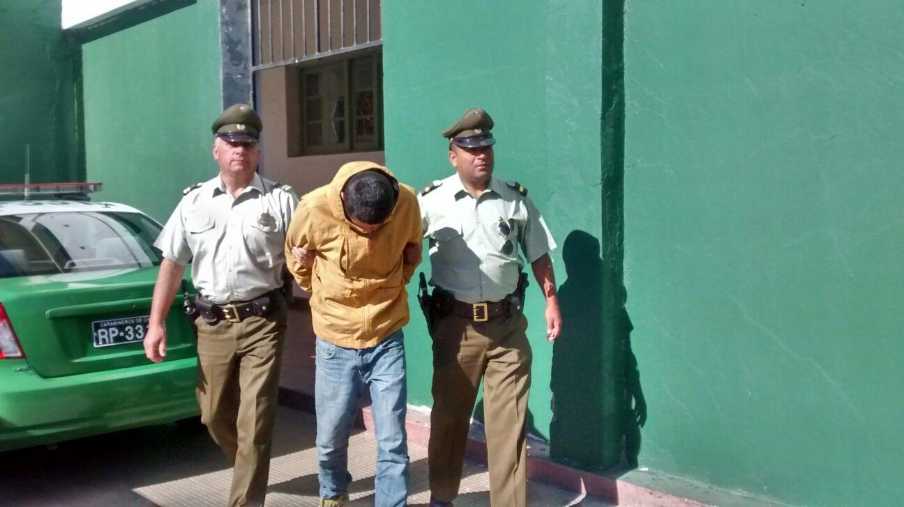 Funcionarios de la SIP de carabineros, logra desbaratar millonario robo a tienda deportiva del centro de Talca.
