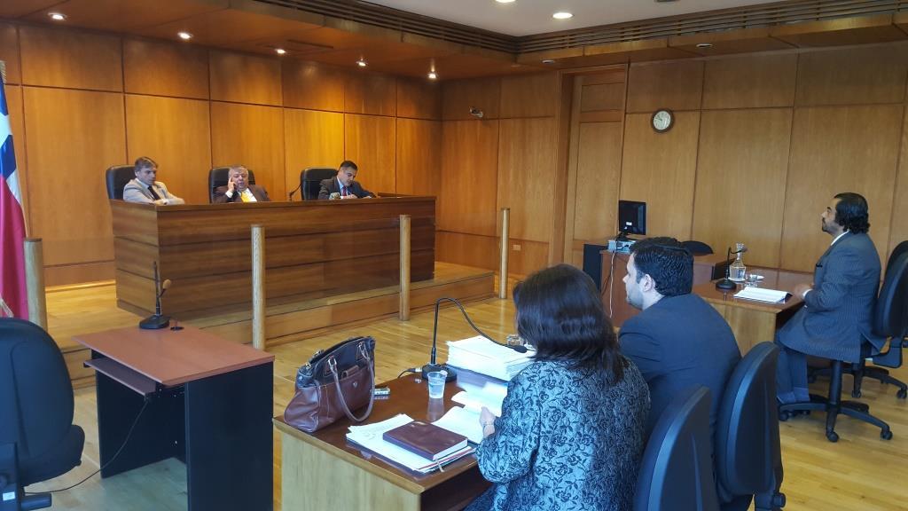 Jueves se conocerá resolución de corte en Talca para extraditar a condenado por violación