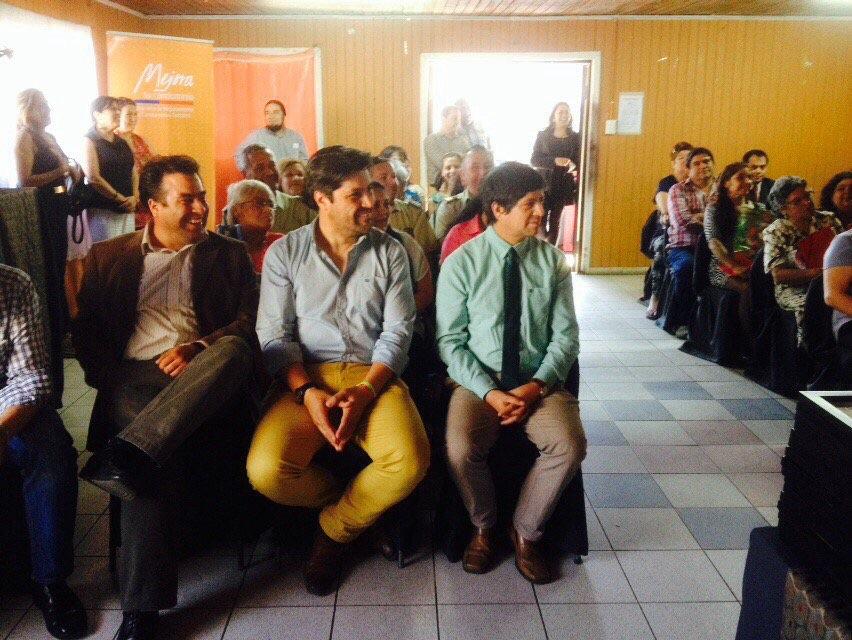 Gobierno y Minvu fomentan desarrollo comunitario a más de 50 dirigentes de Villa Las Américas III de Talca