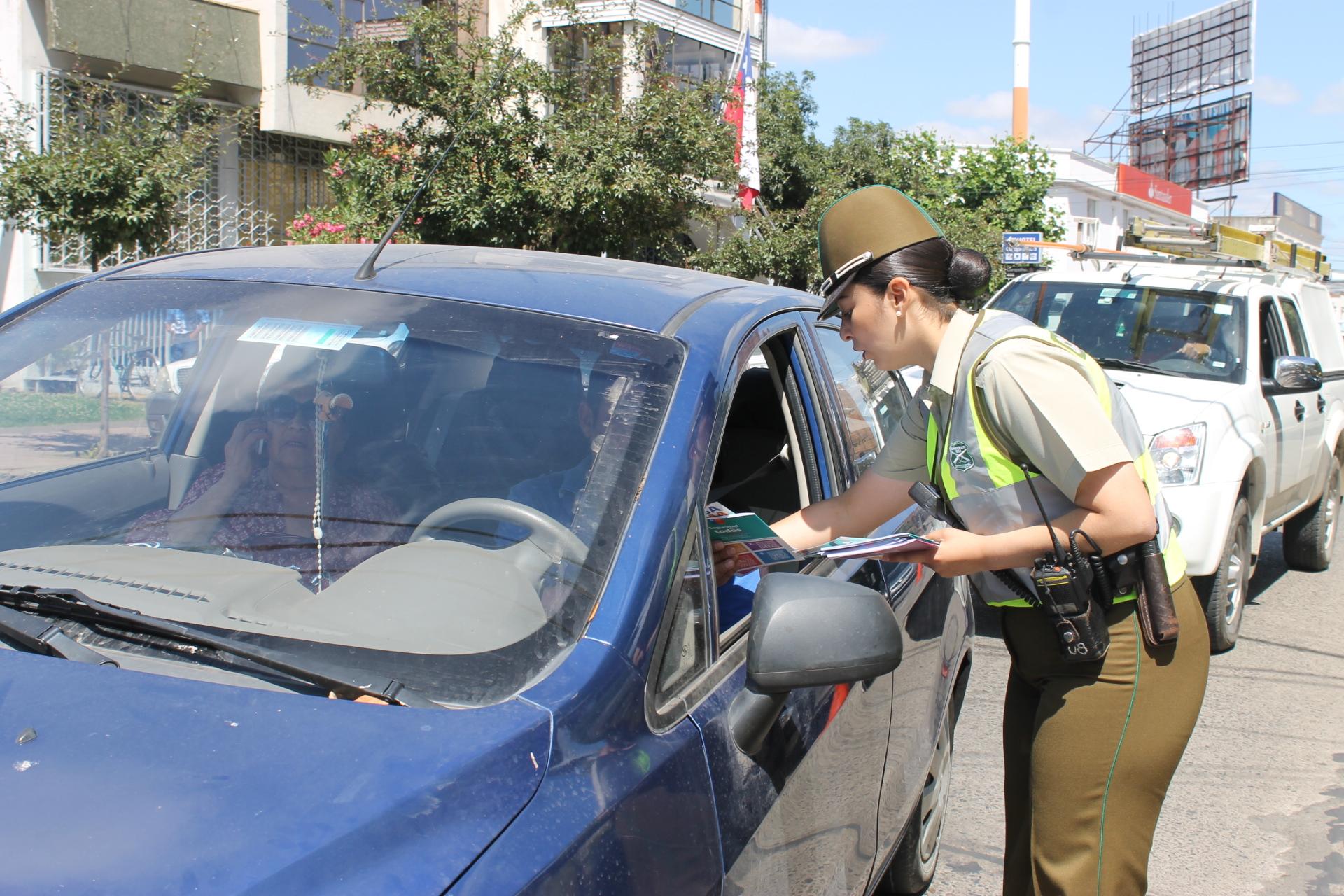 Gobierno y Carabineros llaman a prevenir delitos y accidentes en estas fiestas de fin de año
