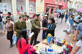 Gobierno garantiza a la comunidad talquina, seguridad con motivo de las fiestas navideñas