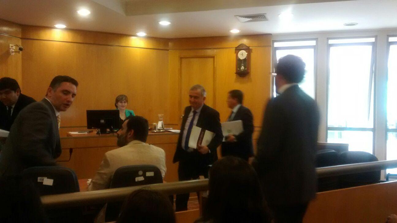 Sorprendente acuerdo reparatorio de 28 millones de pesos, termina con bullado caso que involucraba a un juez de letras de Talca.