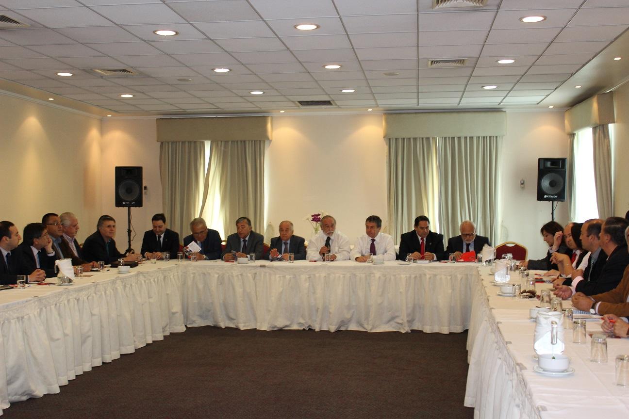 Intendente Meza preside constitución del comité Pehuenche segunda etapa