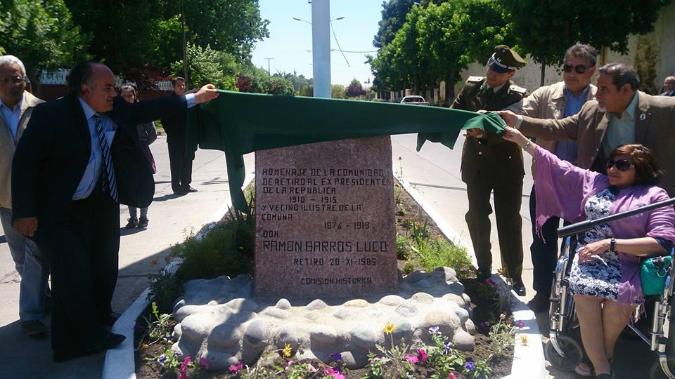 Comuna de retiro conmemora el aniversario 124 desde su fundación