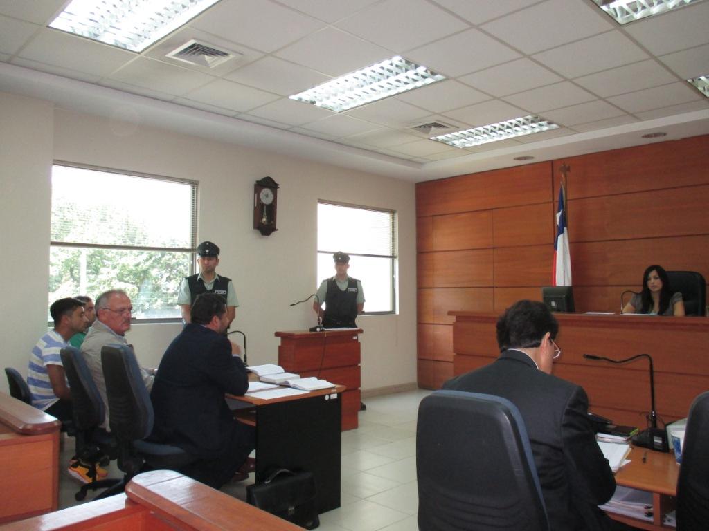En prisión sujetos que participaron en baleo de víctima en puerta de tribunal