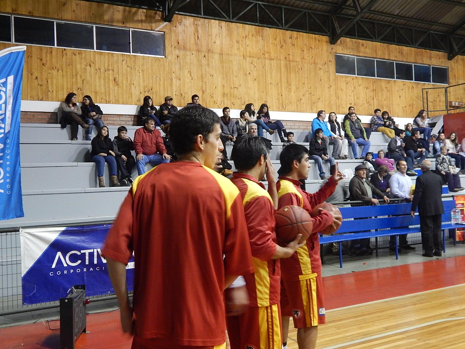 Juveniles de Español participarán en torneo internacional