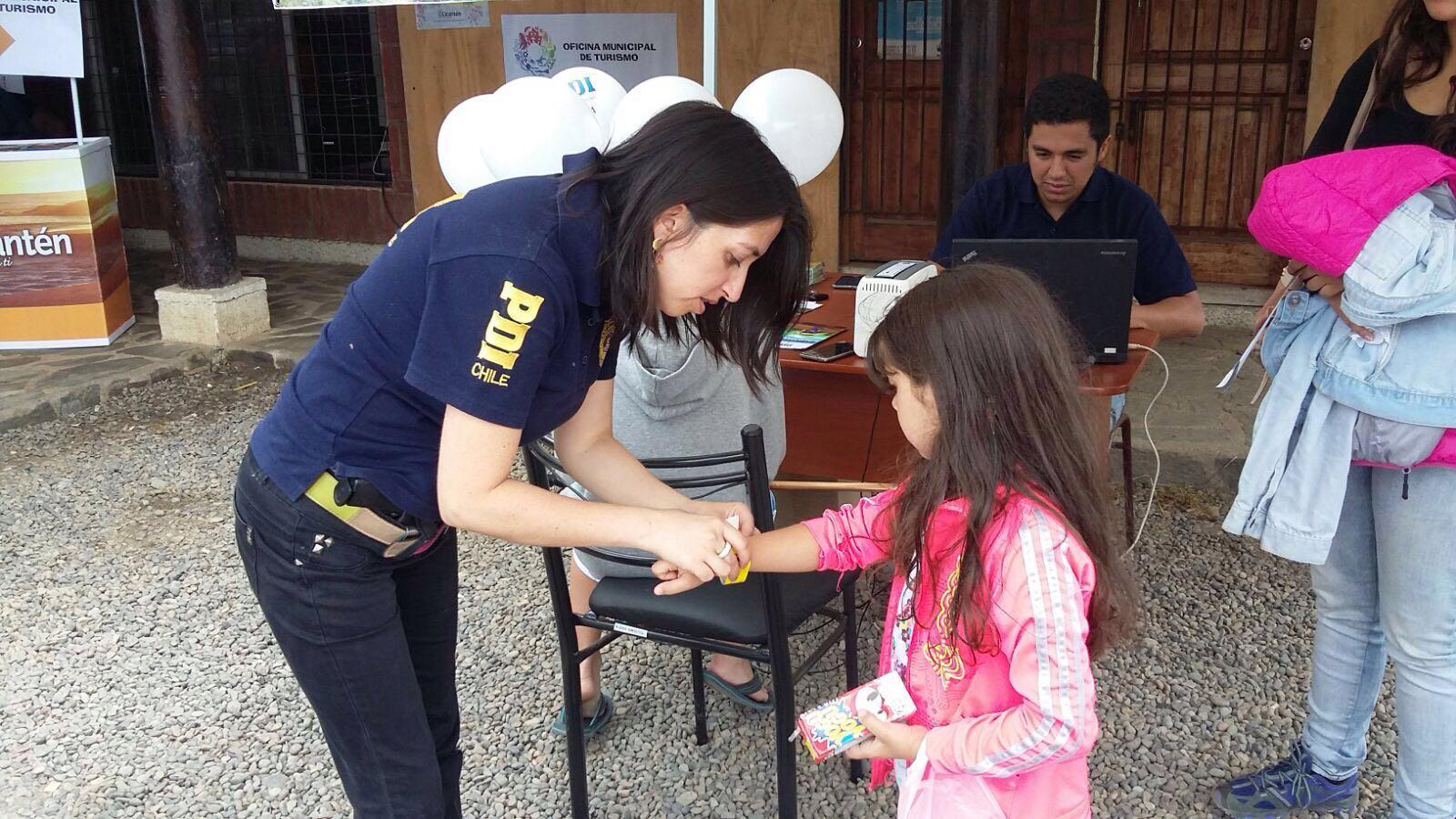 PDI lanzó campaña de vida sana en Iloca