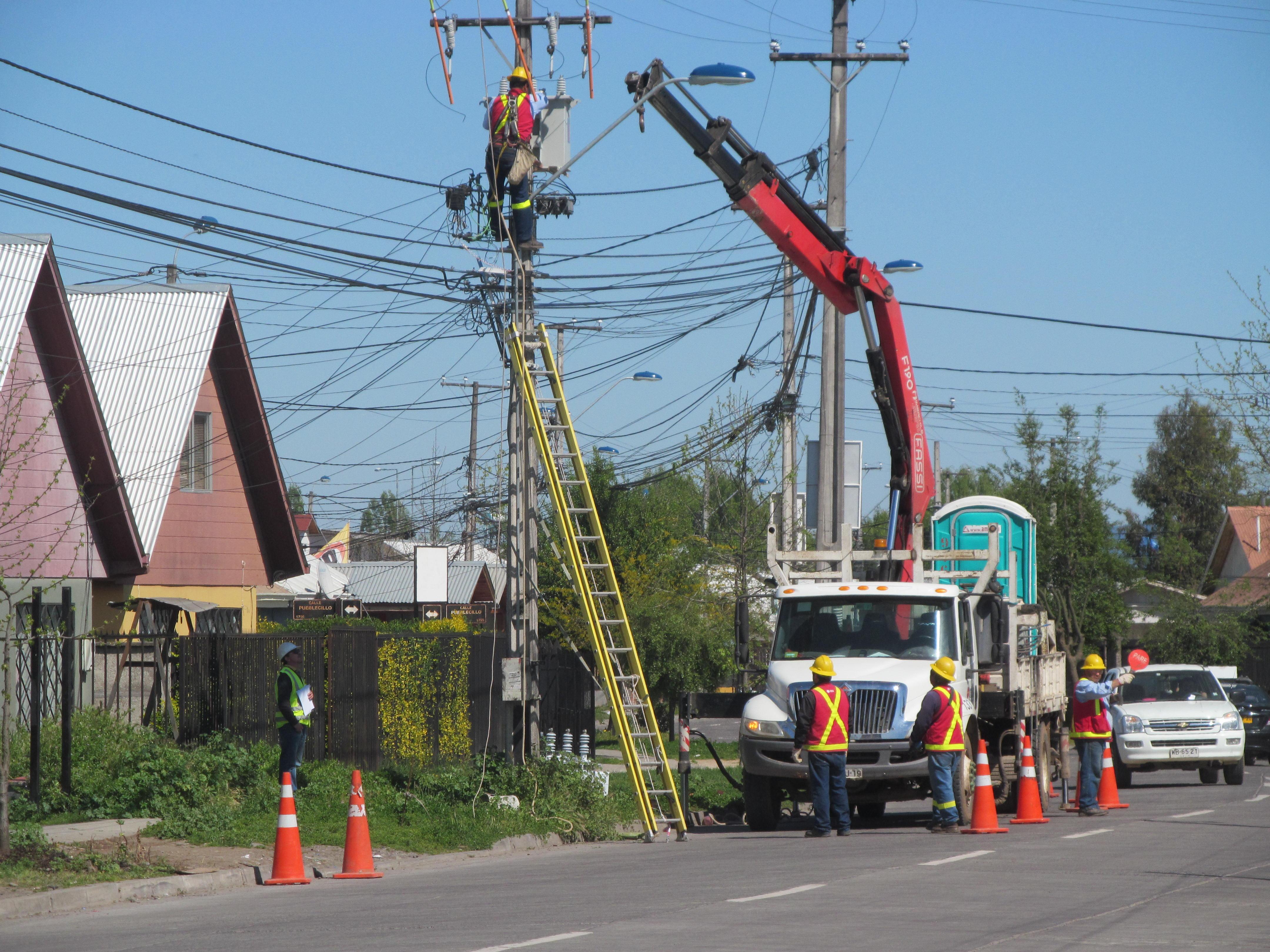 Comuna de Maule verá rebaja en cuentas de energía eléctrica