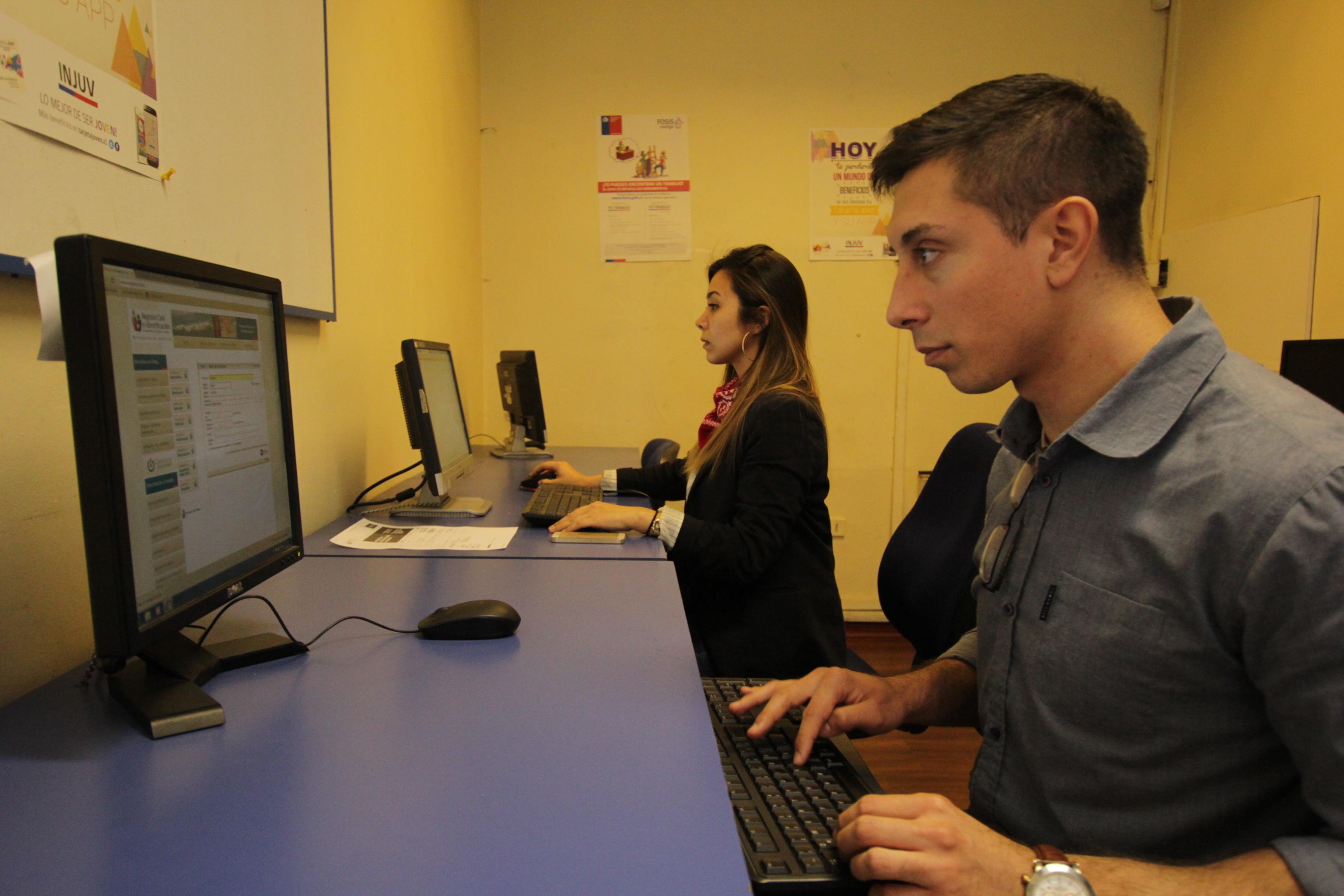 INJUV y Registro Civil amplían red de atención para Clave Única