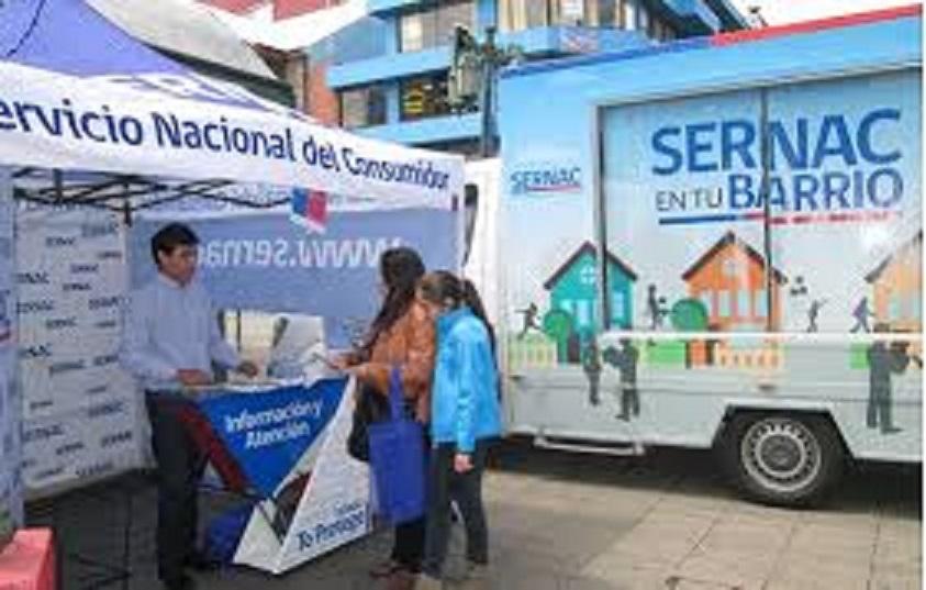 """SERNAC Móvil"""" recorrerá 20 comunas en la región del Maule durante este mes."""