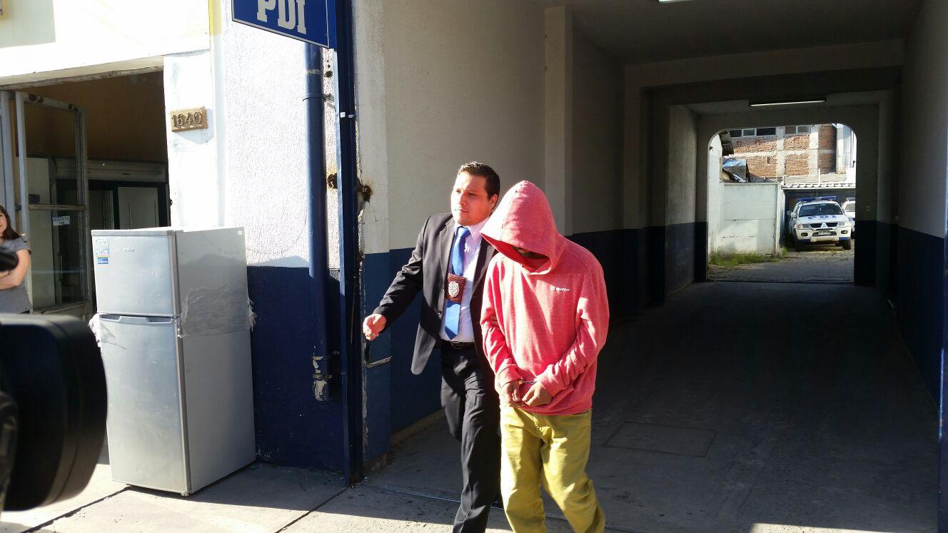 La PDI de Talca detiene a hombre que intentó asesinar a su pareja electrocutándola