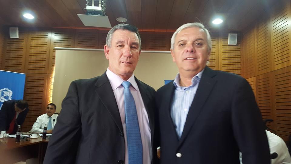 A la cancha dos nuevos concejales en Talca