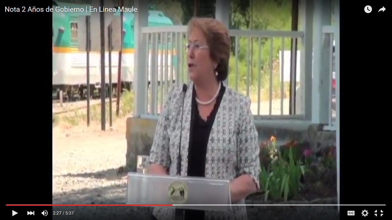 Bachelet espera que se mantenga la colaboración mutua con Estados Unidos tras triunfo de Trump