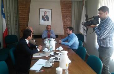 Seremi del Trabajo recibió antecedentes sobre discriminación laboral por parte de la Municipalidad de Talca