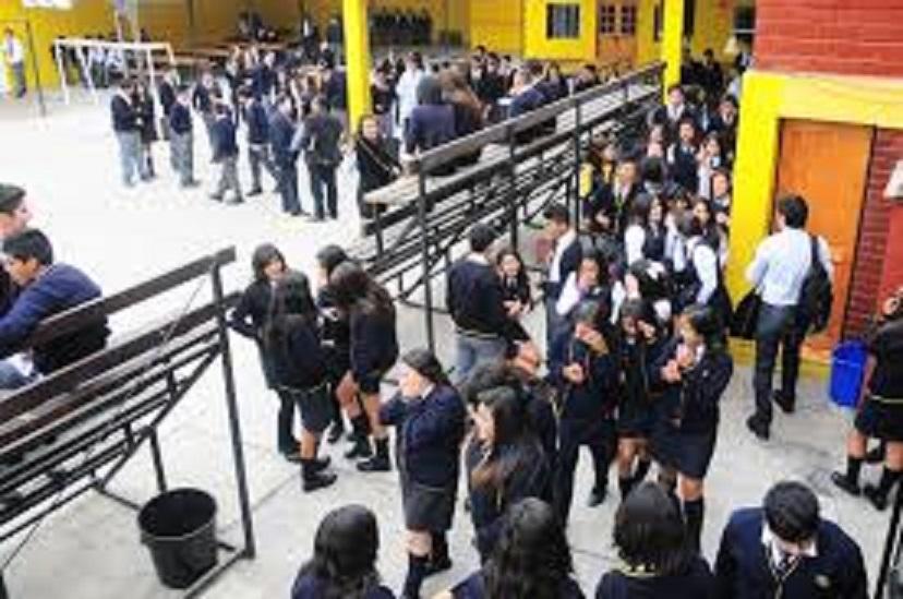 La PDI y Carabineros llaman a estudiantes a prevenir ser víctimas de robos, o asaltos con intimidación en Talca