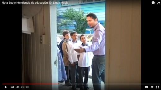 [Video] Ley de inclusión en educación se pone en marcha en la región del Maule.