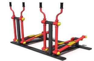 Instalarán máquinas de ejercicios en la comuna de Maule