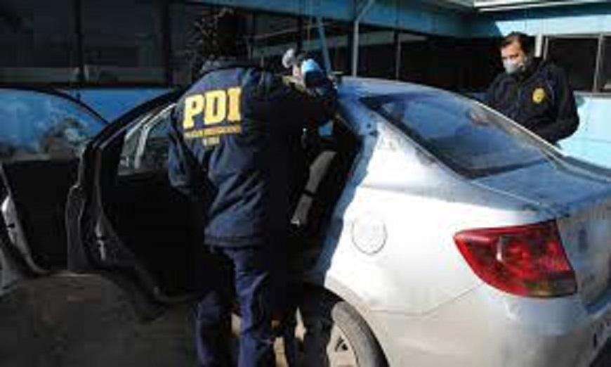 En prisión quedan sujetos que roban auto y domicilios en Maule y Talca