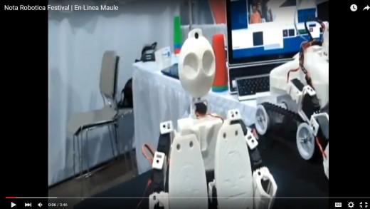 [Video] Talquinos solicitan apoyo para poder representar a nuestro país en Festival de Robótica en EEUU.