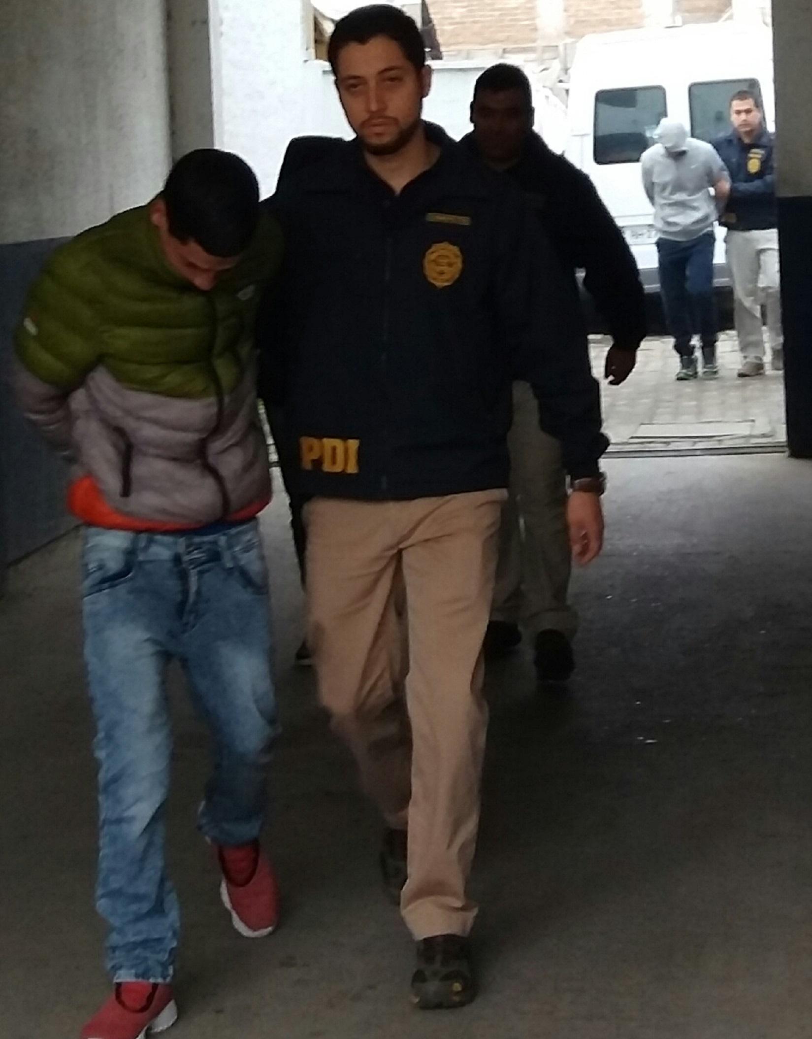 La BIRO de la PDI de Talca detiene a 15 sujetos  involucrados en delitos contra la propiedad y  personas.