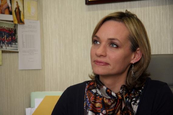 Carolina Goic asume la presidencia de la democracia cristiana