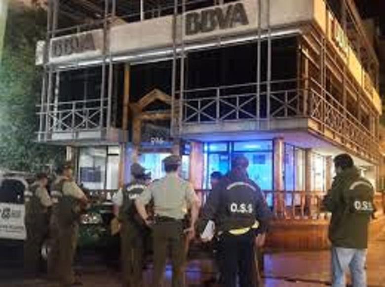 Exclusivo: Cae líder que clonó tarjetas bancarias en Talca. Las denuncias se han hecho en la PDI y Carabineros.