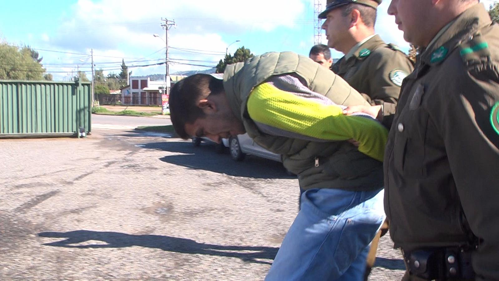 A la cárcel sujeto que baleó gravemente a menor de 14 años en barrio norte de Talca