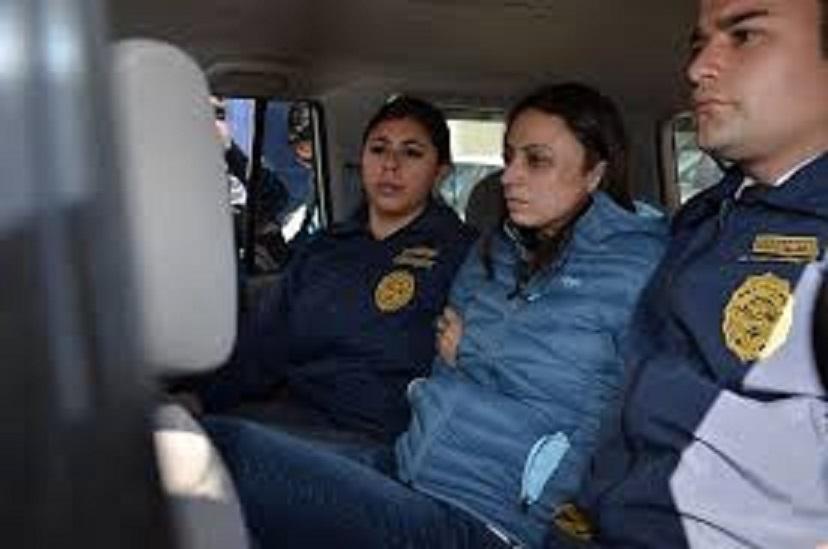 Exclusivo: Tribunal de Talca, decretó mantener arresto domiciliario total a mujer que asesinó a detective.