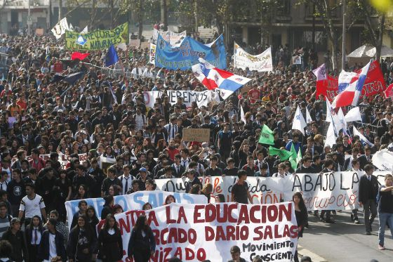 Estudiantes convocan a nueva marcha y paro para este 5 de julio