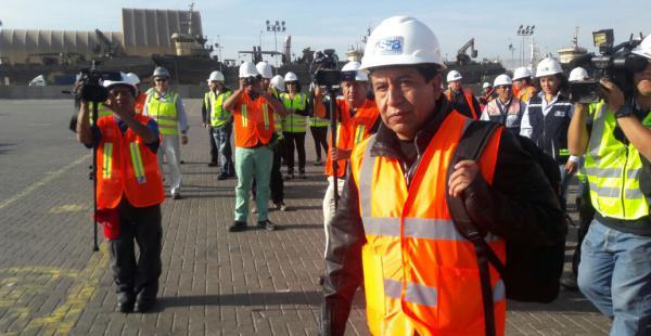 Chile entrega a Bolivia segunda nota de protesta