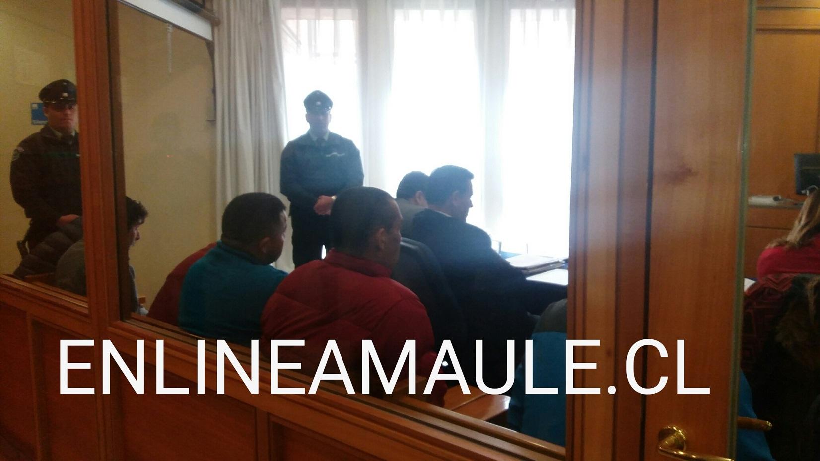 """Siete personas de la banda de traficantes"""" El Checho Moneda"""" de Constitución, fueron encontradas culpables"""