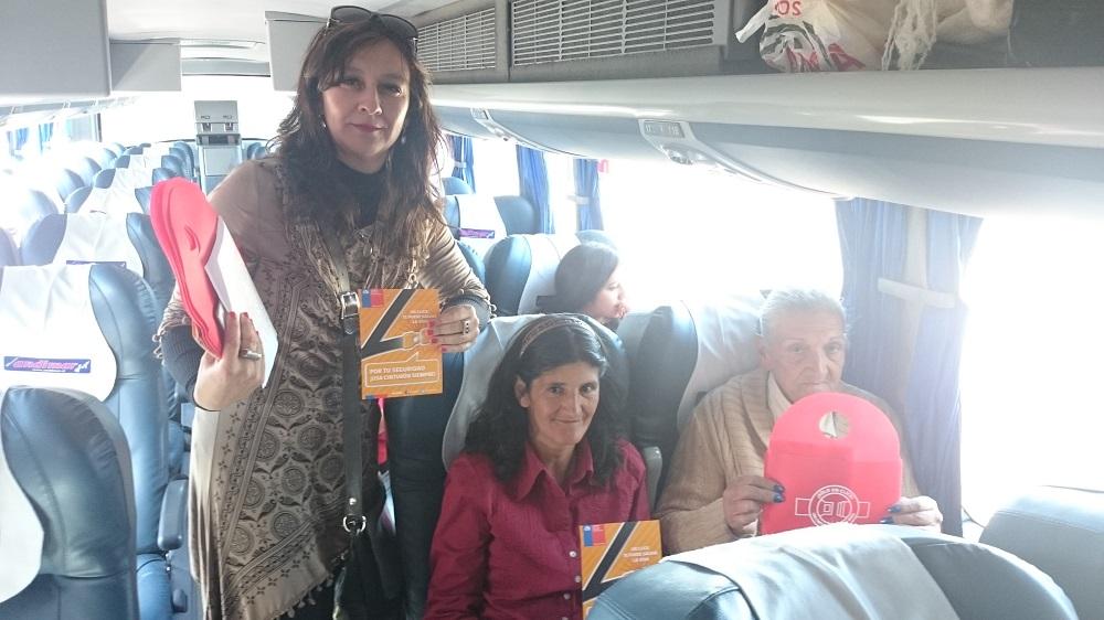 Critican falta de actitud de la seremi de transportes Patricia Miranda