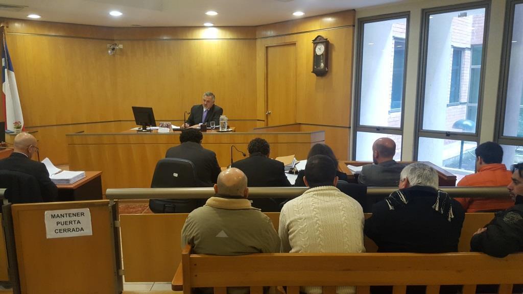 Formalizan a 2 funcionarios de Tribunal Electoral y  2 proveedores por malversación de caudales públicos en el Maule