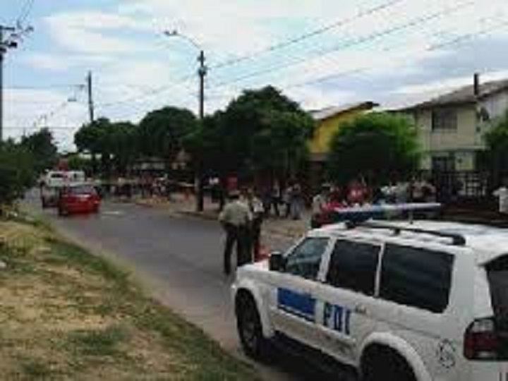 Grave hombre que recibió 4 impactos de bala en el cuerpo en población San Miguel del Piduco en Talca