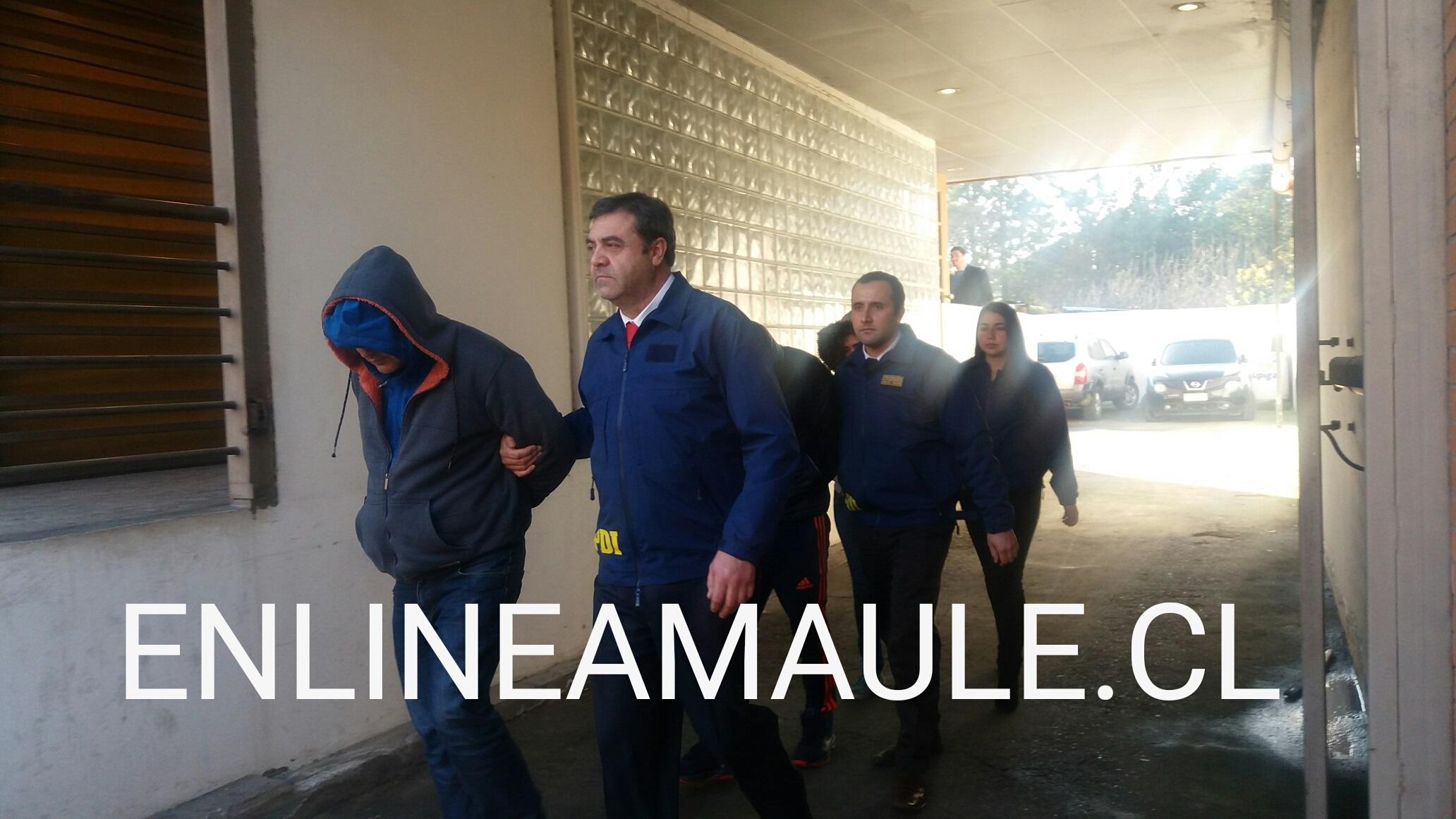 Exclusivo: Con 4 detenidos, e incautación de drogas, armas, y municiones, finaliza operativo de  BRIANT de la PDI en Maule