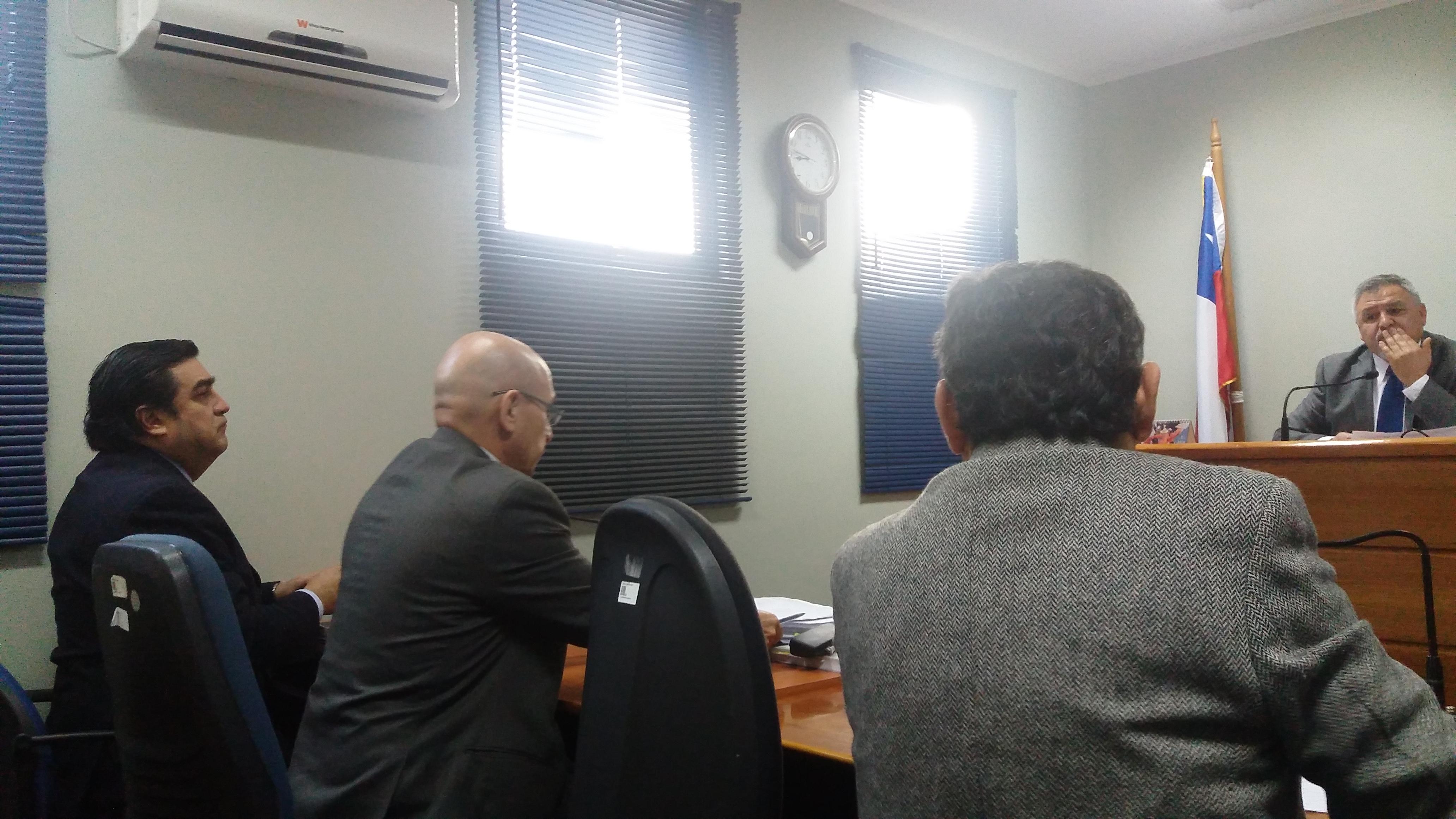 Postergan formalización de cargos por Prevaricación en contra del ex  Intendente del Maule, Hugo Veloso.