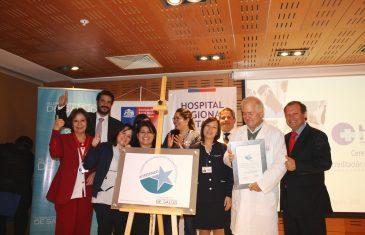 Superintendencia de Salud oficializa Acreditación en Calidad del Hospital Regional de Talca
