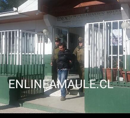 Sorprendente:  Declaran detención ilegal de Carabineros, por lo que detenido que baleó  a tres  hombres en Maule,  quedó libre