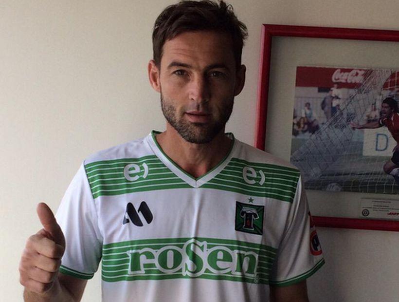 El argentino, Sergio comba, ex ariete goleador de San Luis y Temuco, es el nuevo refuerzo de Rangers de Talca.