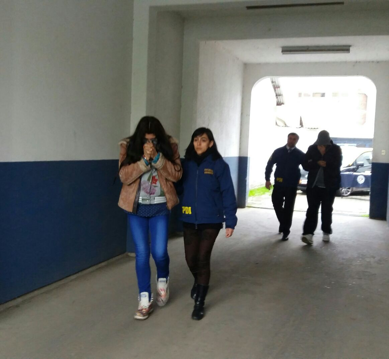 A la cárcel pareja  de narcos que comercializaban drogas en barrio norte de Talca