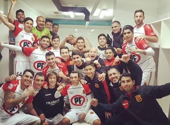 Grande: Rangers de Talca ya es puntero solitario en la Primera B del Fútbol Chileno