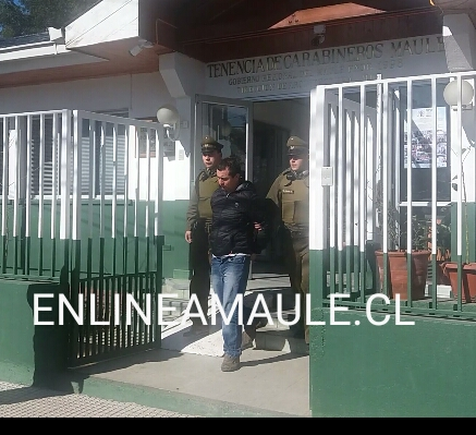 Muere 1 de los 3 baleados de población Carlos González Cruchaga en Maule.