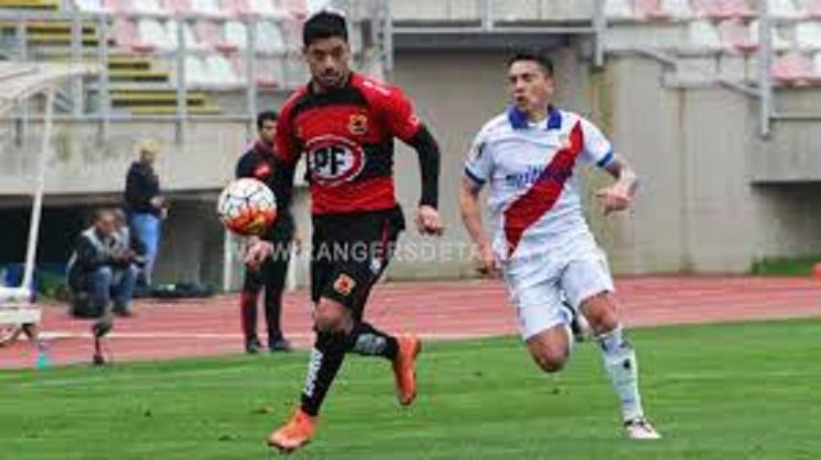 Rangers de Talca, de Talca, sale a ganar su partido frente a Copiapó