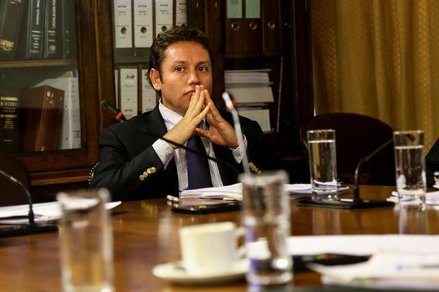 Diputado Álvarez-Salamanca (UDI) propone medidas para combatir el Abigeato